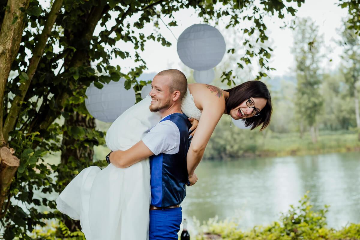 Brautpaar_See