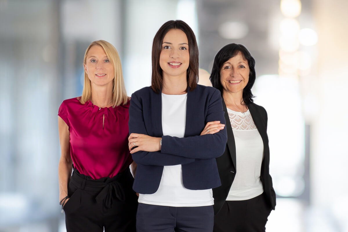 Teamfoto-Versicherung