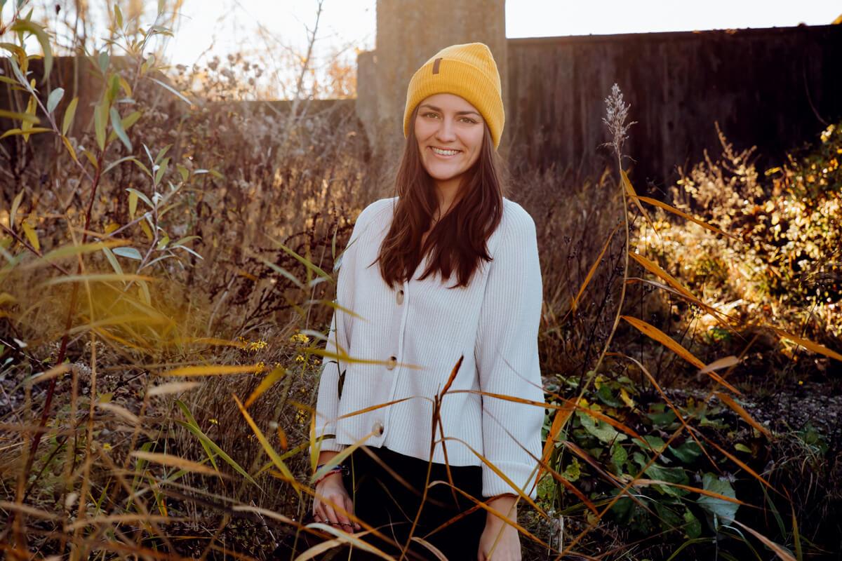 Herbstsonne-Portrait